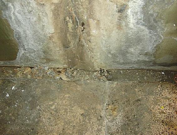 Sクリートアップのみで某工場地下ピットの漏水を止める5