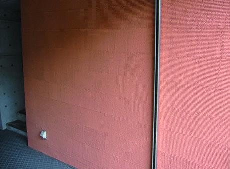 フレスコスカラーの施工事例