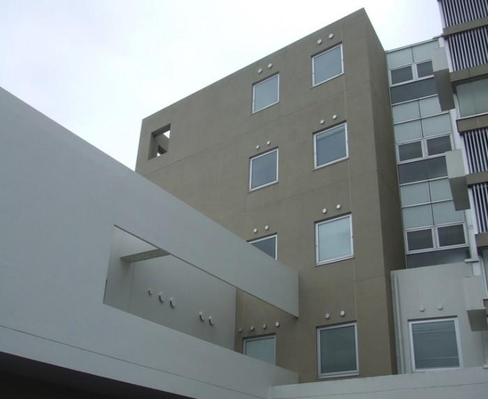 1-2.北面 外壁