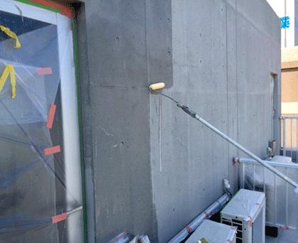 2.5 Sクリートガード塗布(2回塗布)