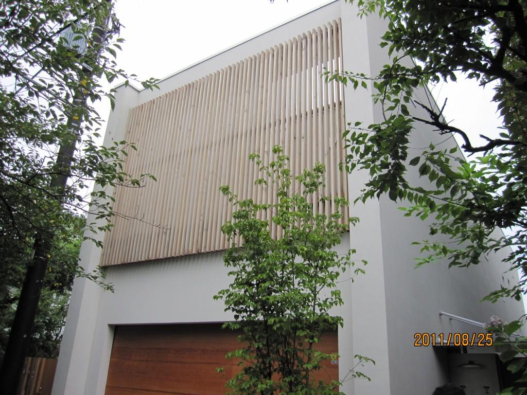 EBフォーム施行(U邸鎌倉)