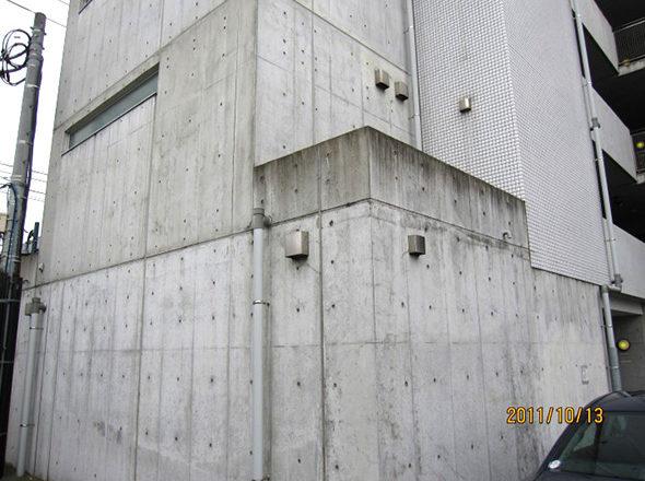 塩害コンクリートの劣化が早く進行