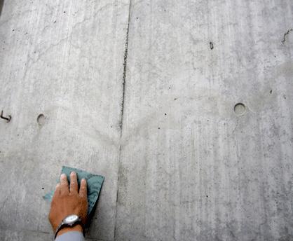 1.3 経年による劣化したコンクリートをリフレッシュ。長寿命化に最適なコンクリート再生工法