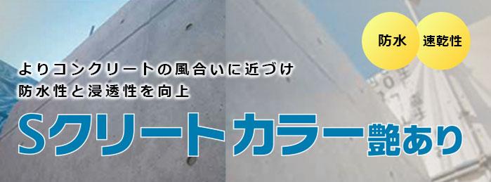 Sクリートカラー(艶あり)