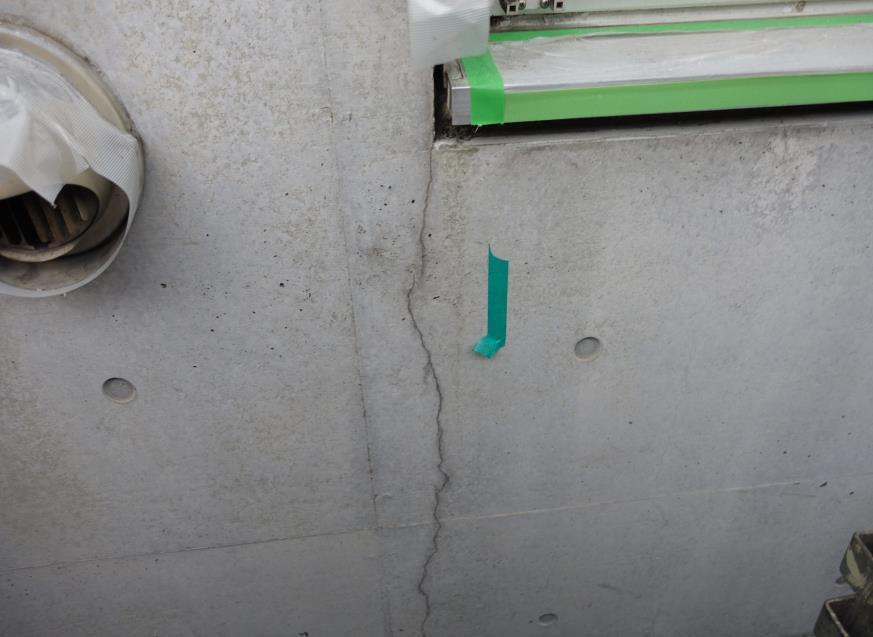 北面 Sクリートアップ2回塗布
